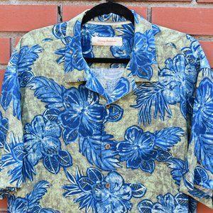 Tommy Bahama Shirt - Men's XL